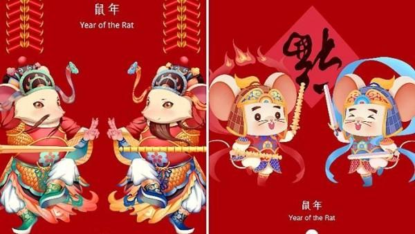 Canva中国上线近千个春节设计模板 上线苹果应用商店