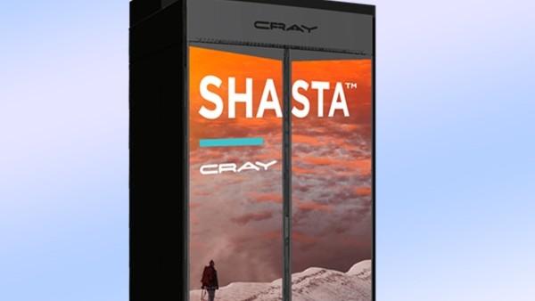 克雷公布新超算Shasta:搭载近30万颗AMD 7nm霄龙处理器核心