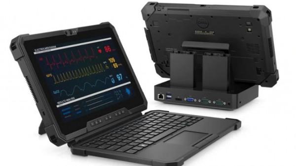 满足恶劣环境需求:戴尔推出Latitude 7220 Rugged全坚固平板电脑