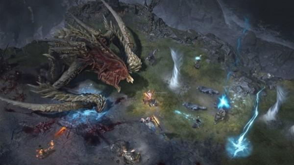 官方晒《暗黑4》细节:游戏技能树强大、风格更黑暗